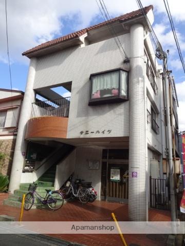 大阪府大阪市西成区、西天下茶屋駅徒歩7分の築40年 3階建の賃貸マンション