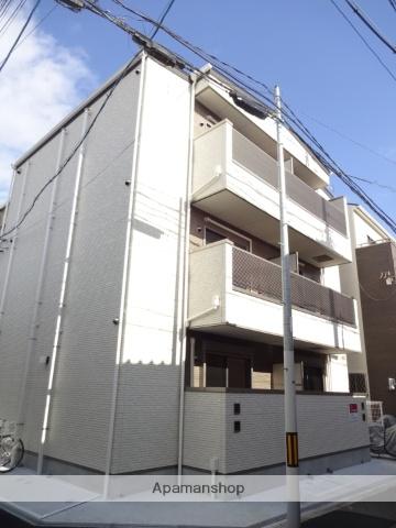 大阪府大阪市住之江区、住吉大社駅徒歩7分の新築 3階建の賃貸アパート