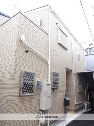 大阪府大阪市阿倍野区、昭和町駅徒歩11分の新築 2階建の賃貸一戸建て