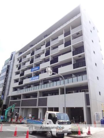 大阪府大阪市天王寺区、鶴橋駅徒歩11分の新築 8階建の賃貸マンション
