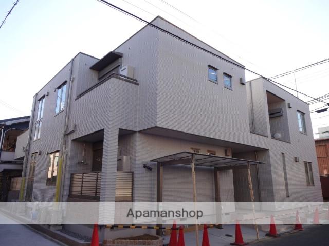 大阪府大阪市生野区、桃谷駅徒歩13分の新築 2階建の賃貸アパート
