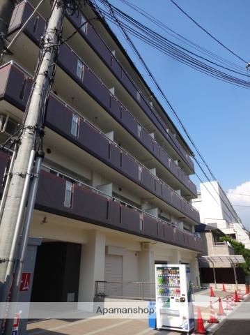 大阪府大阪市東住吉区、南田辺駅徒歩10分の築21年 5階建の賃貸マンション