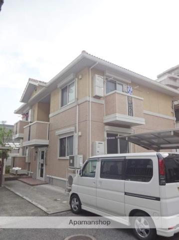 大阪府大阪市平野区、加美駅徒歩9分の築9年 2階建の賃貸アパート