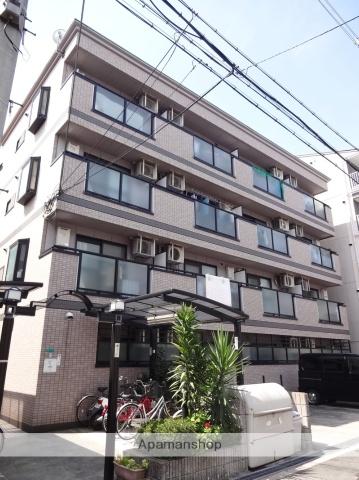 大阪府大阪市平野区、針中野駅徒歩20分の築15年 4階建の賃貸マンション