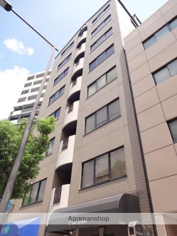大阪府大阪市天王寺区、寺田町駅徒歩3分の築19年 8階建の賃貸マンション