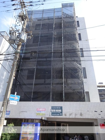 大阪府大阪市生野区、今里駅徒歩3分の築30年 7階建の賃貸マンション
