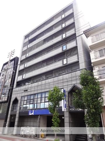大阪府大阪市阿倍野区、鶴ケ丘駅徒歩13分の築19年 8階建の賃貸マンション