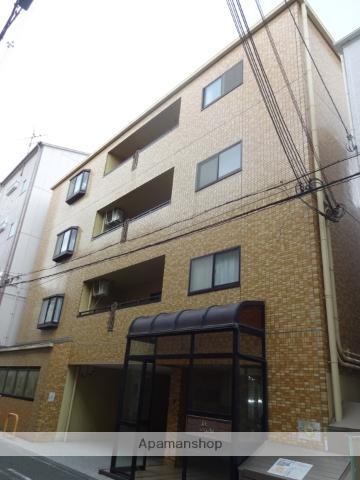 大阪府大阪市住吉区、杉本町駅徒歩2分の築18年 4階建の賃貸マンション