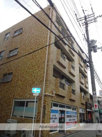 大阪府大阪市住吉区、杉本町駅徒歩2分の築33年 4階建の賃貸マンション