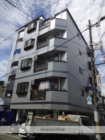 大阪府大阪市生野区、東部市場前駅徒歩20分の築25年 7階建の賃貸マンション