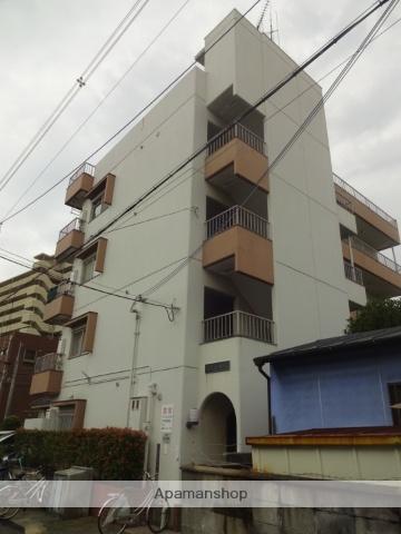大阪府大阪市住吉区、我孫子町駅徒歩16分の築35年 4階建の賃貸マンション