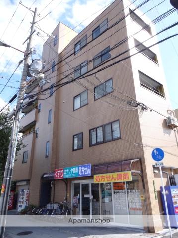 大阪府大阪市生野区、鶴橋駅徒歩6分の築21年 5階建の賃貸マンション