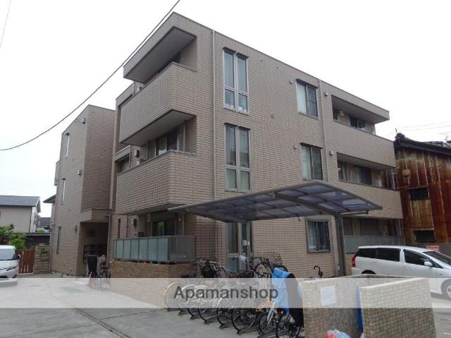大阪府大阪市住吉区、沢ノ町駅徒歩11分の築4年 3階建の賃貸アパート