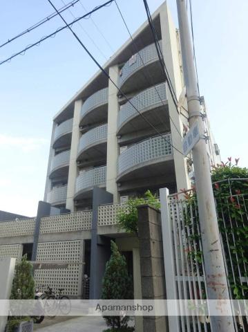 大阪府大阪市東住吉区、針中野駅徒歩14分の築10年 5階建の賃貸マンション