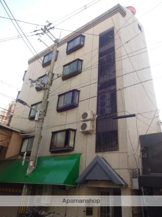 大阪府大阪市西成区、動物園前駅徒歩1分の築28年 5階建の賃貸マンション