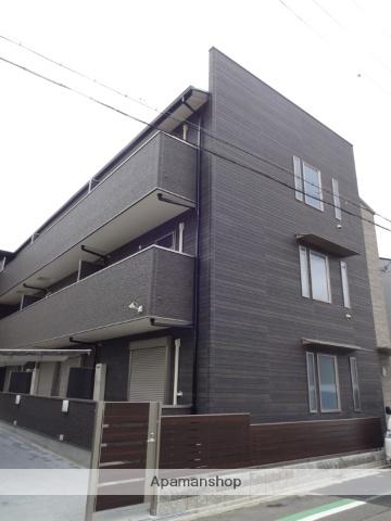 大阪府大阪市西成区、津守駅徒歩10分の新築 3階建の賃貸アパート