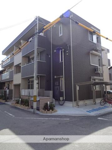 大阪府大阪市生野区、鶴橋駅徒歩20分の新築 3階建の賃貸アパート