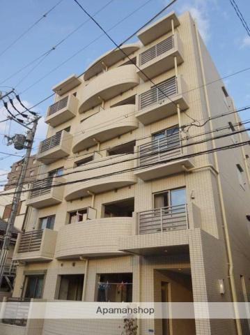 大阪府大阪市東住吉区、北田辺駅徒歩3分の新築 5階建の賃貸マンション