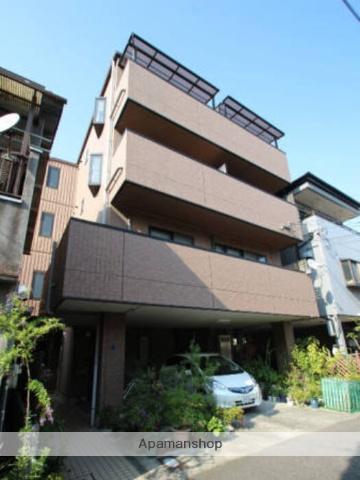 大阪府大阪市西成区、津守駅徒歩8分の築15年 4階建の賃貸マンション
