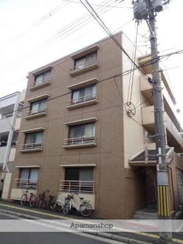 大阪府大阪市住吉区、我孫子町駅徒歩9分の築30年 4階建の賃貸マンション