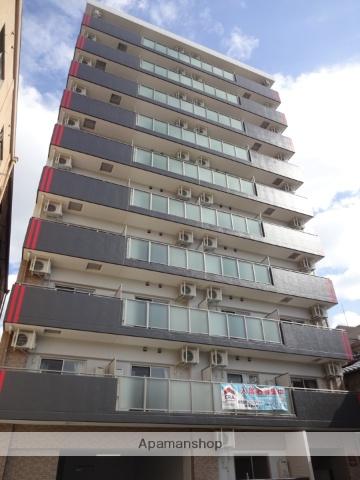 大阪府大阪市西成区、岸里駅徒歩8分の新築 10階建の賃貸マンション