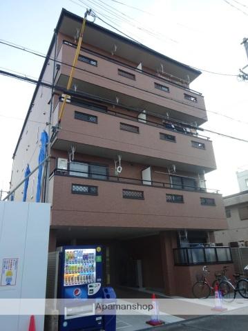 大阪府大阪市住吉区、我孫子町駅徒歩8分の新築 4階建の賃貸マンション
