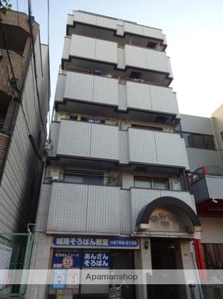 大阪府大阪市東住吉区、今川駅徒歩9分の築27年 7階建の賃貸マンション