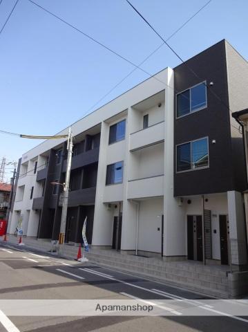 大阪府大阪市住吉区、杉本町駅徒歩9分の新築 3階建の賃貸アパート