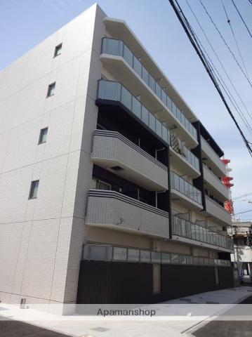 大阪府大阪市西成区、萩ノ茶屋駅徒歩2分の新築 5階建の賃貸マンション
