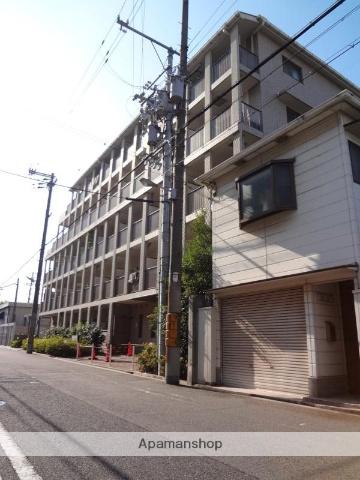 大阪府大阪市住之江区、住ノ江駅徒歩9分の築8年 5階建の賃貸マンション