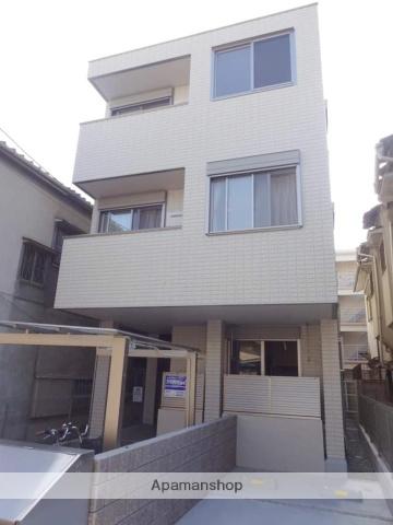大阪府大阪市住吉区、沢ノ町駅徒歩3分の新築 3階建の賃貸マンション