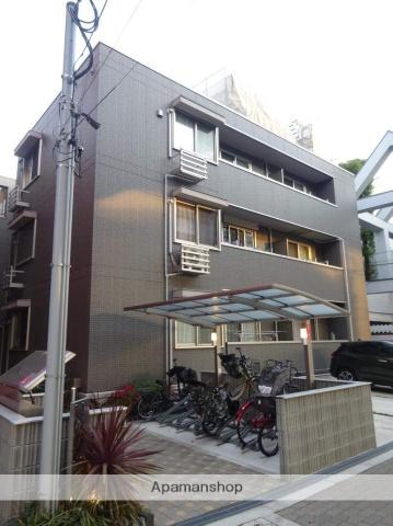 大阪府大阪市西成区、岸里玉出駅徒歩13分の新築 3階建の賃貸アパート