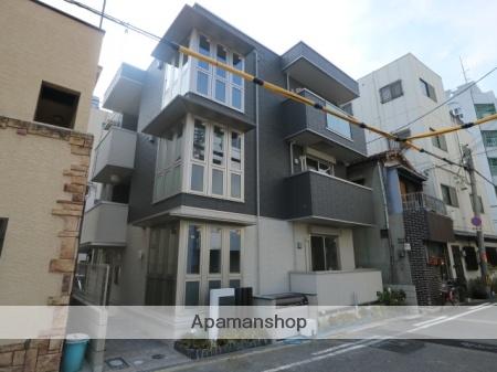大阪府大阪市西成区、岸里玉出駅徒歩6分の新築 3階建の賃貸アパート