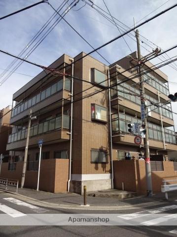 大阪府大阪市住吉区、杉本町駅徒歩12分の築23年 4階建の賃貸マンション