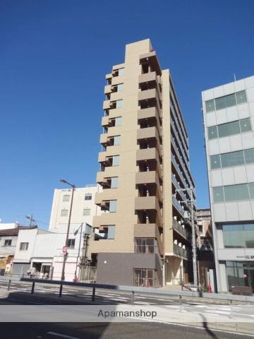 大阪府大阪市西成区、花園町駅徒歩7分の新築 10階建の賃貸マンション