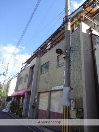 大阪府大阪市阿倍野区、昭和町駅徒歩5分の築45年 4階建の賃貸マンション