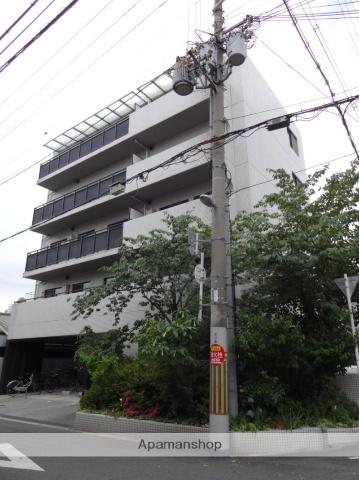 大阪府大阪市阿倍野区、南田辺駅徒歩13分の築17年 5階建の賃貸マンション