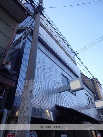 大阪府大阪市西成区、天王寺駅徒歩10分の築28年 5階建の賃貸マンション