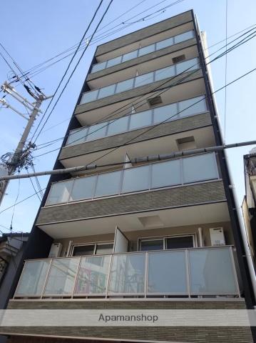 大阪府大阪市住吉区、沢ノ町駅徒歩1分の新築 6階建の賃貸マンション
