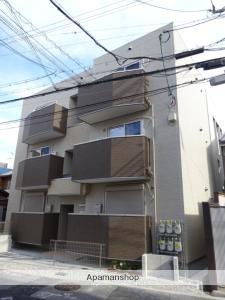 大阪府大阪市住吉区、我孫子町駅徒歩12分の新築 3階建の賃貸アパート