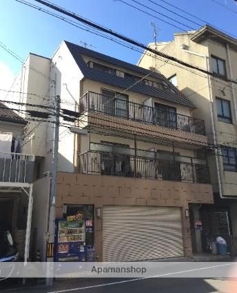 大阪府大阪市住吉区、鶴ケ丘駅徒歩15分の築31年 4階建の賃貸マンション