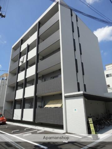 大阪府大阪市天王寺区、寺田町駅徒歩10分の築5年 5階建の賃貸マンション