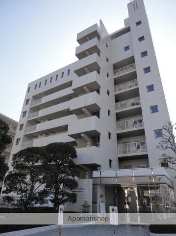 大阪府大阪市東住吉区、東部市場前駅徒歩12分の築21年 9階建の賃貸マンション
