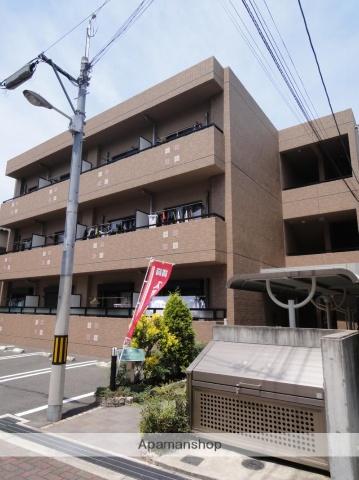 大阪府大阪市阿倍野区、大阪阿部野橋駅徒歩19分の築10年 3階建の賃貸マンション
