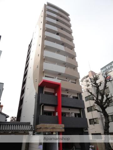 大阪府大阪市天王寺区、大阪上本町駅徒歩4分の築5年 12階建の賃貸マンション