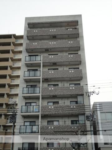 大阪府大阪市平野区、矢田駅徒歩22分の築9年 9階建の賃貸マンション