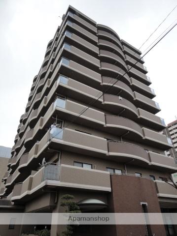 大阪府大阪市阿倍野区、大阪阿部野橋駅徒歩8分の築27年 10階建の賃貸マンション