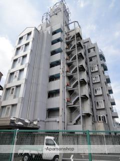 大阪府大阪市阿倍野区、昭和町駅徒歩13分の築21年 9階建の賃貸マンション