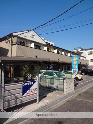 大阪府大阪市住之江区、住ノ江駅徒歩7分の築10年 2階建の賃貸アパート