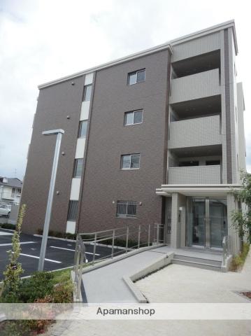 大阪府大阪市平野区、矢田駅徒歩20分の築4年 4階建の賃貸マンション